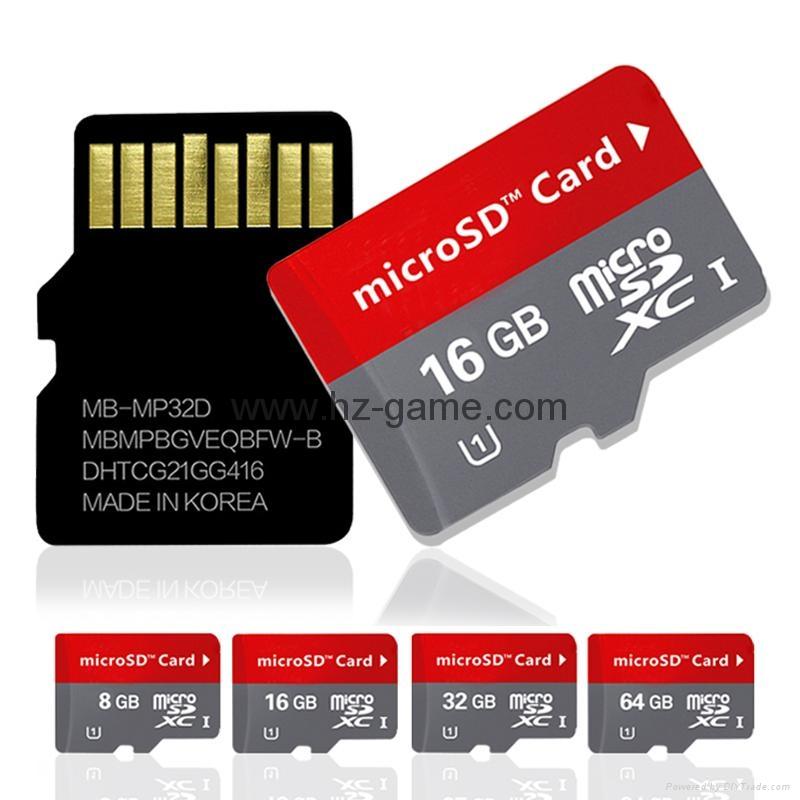 ps2雙色記憶卡/xbox360/wii /NGC遊戲內存卡 儲存卡 C10高速  手機TF卡批發 17