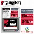 全新 SV300 S37A/240G 高速 SSD 笔记本 台式机固态硬盘 SATA3.0 17