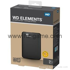 全新 USB3.0 藍碩移動硬盤 500G 2.5寸 硬盤60G 1TB 廠家直銷 10