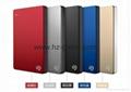 全新 USB3.0 藍碩移動硬盤 500G 2.5寸 硬盤60G 1TB 廠家直銷 4