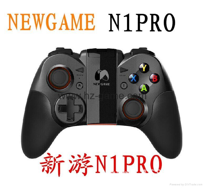 NewGame新游N1 PRO無線藍牙遊戲手柄 手機手柄 安卓IOS免越獄 1