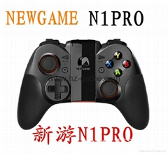 New bluetooth wireless N1 pro newgame remote controller for ios / android / pc