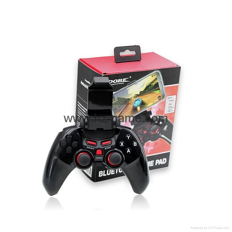 New bluetooth wireless N1 pro newgame remote controller for ios / android / pc 9