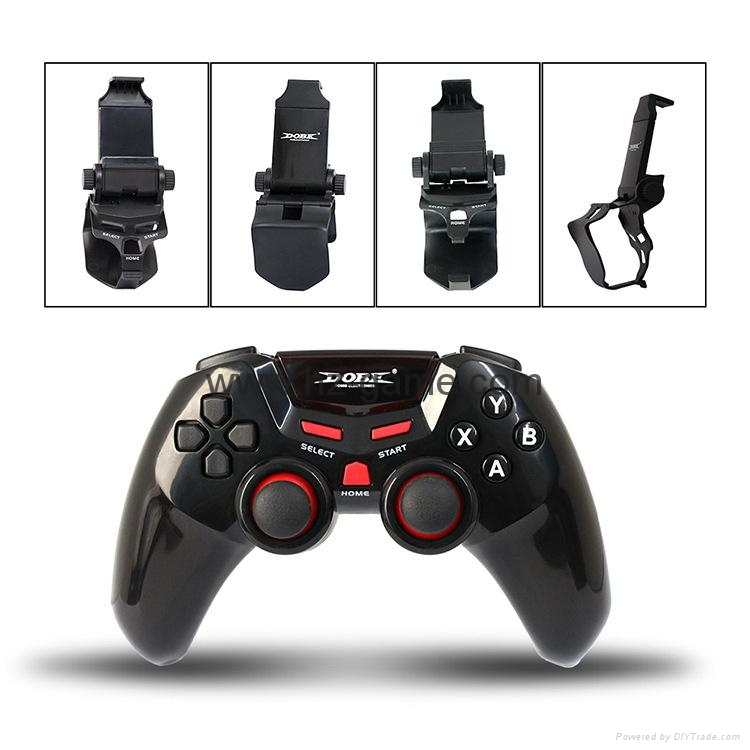 New bluetooth wireless N1 pro newgame remote controller for ios / android / pc 10