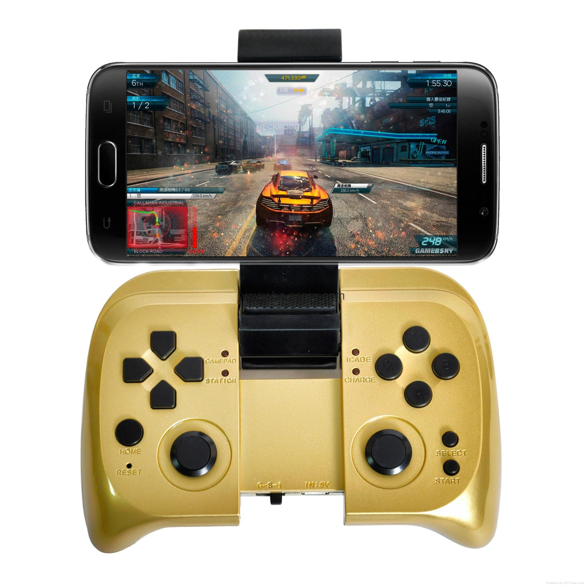 New bluetooth wireless N1 pro newgame remote controller for ios / android / pc 20