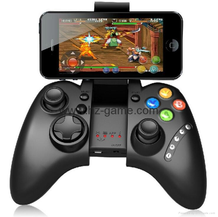 New T3+ Wireless Joystick Gamepad for Android Tablet PC TV Box Smartphone 6