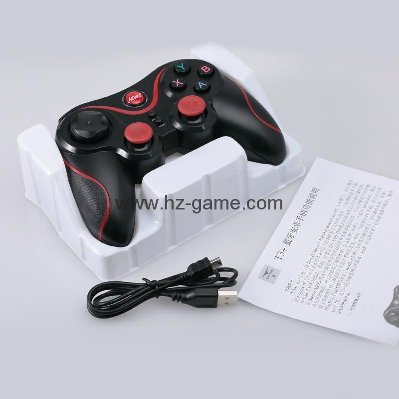 New T3+ Wireless Joystick Gamepad for Android Tablet PC TV Box Smartphone 2