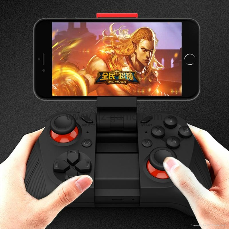 New T3+ Wireless Joystick Gamepad for Android Tablet PC TV Box Smartphone 10