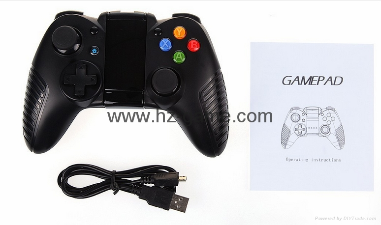 New T3+ Wireless Joystick Gamepad for Android Tablet PC TV Box Smartphone 19