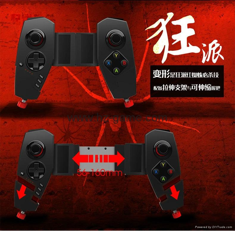 iPega Wireless Bluetooth Gaming Controller for  Tablet PC TV BOX 12