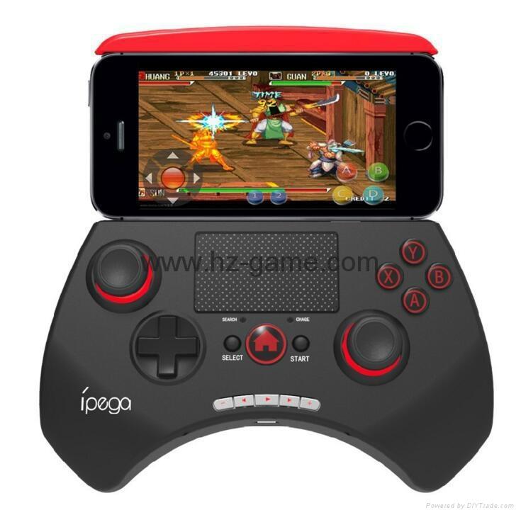 新款7002 藍牙無線安卓蘋果手機遊戲手柄 14