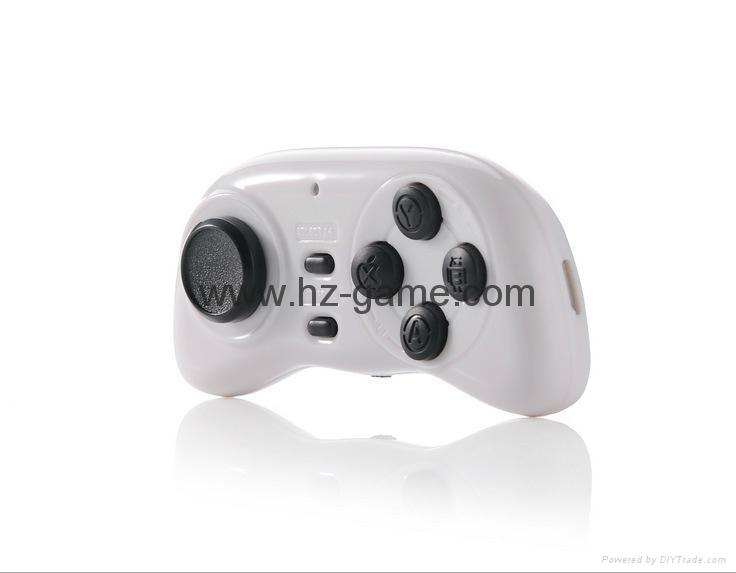 手機無線藍牙遊戲手柄 藍牙自拍器 鼠標 遙控安卓蘋果IOS迷你手柄 7