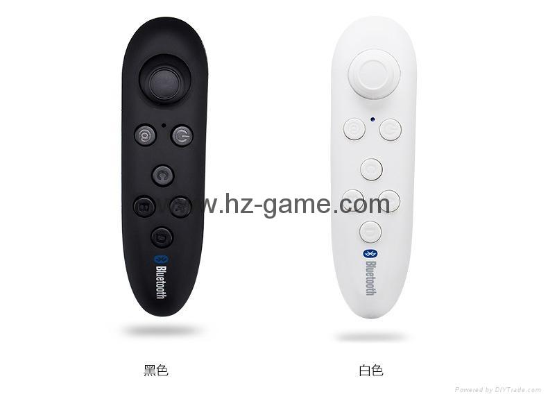 手機無線藍牙遊戲手柄 藍牙自拍器 鼠標 遙控安卓蘋果IOS迷你手柄 20