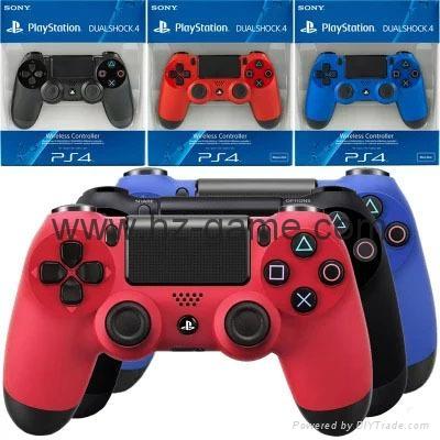 廠家直銷PS4手柄遊戲手柄索尼手柄無線手柄原裝手柄藍牙手柄 1