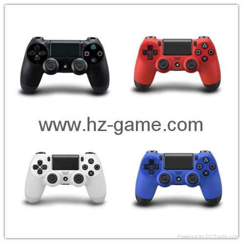厂家直销PS4手柄游戏手柄索尼手柄无线手柄原装手柄蓝牙手柄 5