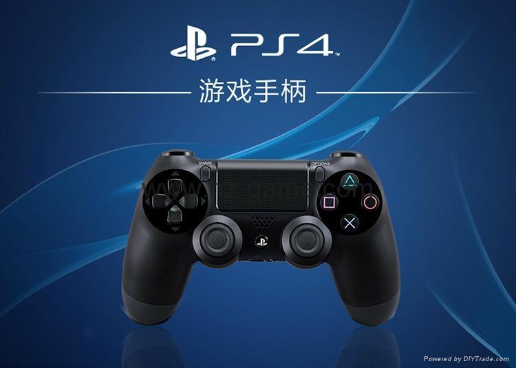 廠家直銷PS4手柄遊戲手柄索尼手柄無線手柄原裝手柄藍牙手柄 8