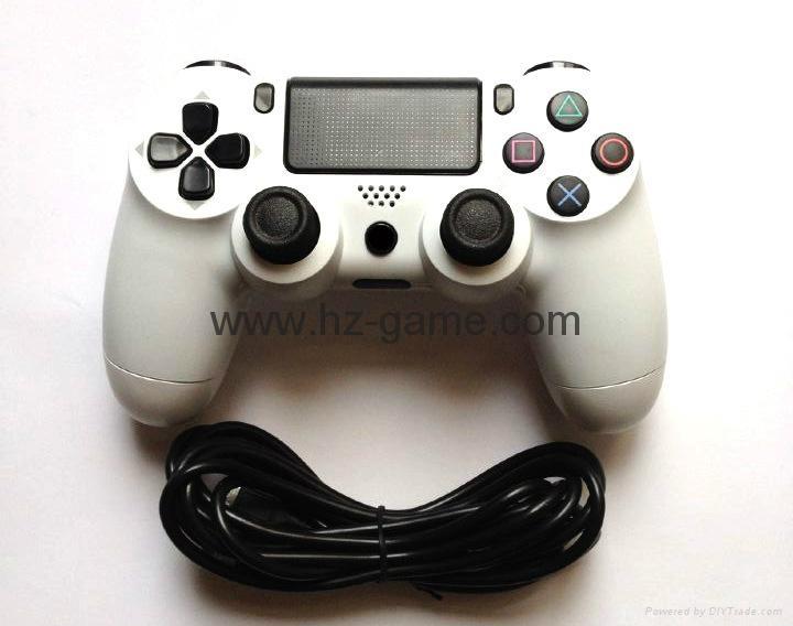 廠家直銷PS4手柄遊戲手柄索尼手柄無線手柄原裝手柄藍牙手柄 9