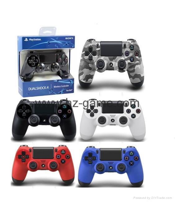 厂家直销PS4手柄游戏手柄索尼手柄无线手柄原装手柄蓝牙手柄 14
