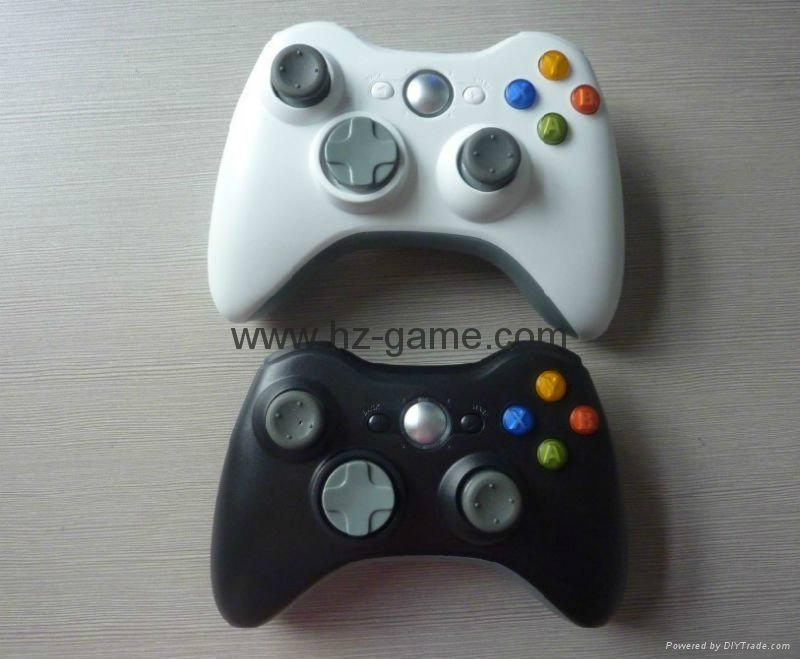 XBOX360 Wireless Controller, XBOX360 WIRED led light Joystick,XBOX WIRED GAMEPAD 7
