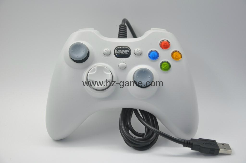 XBOX360 Wireless Controller, XBOX360 WIRED led light Joystick,XBOX WIRED GAMEPAD 13