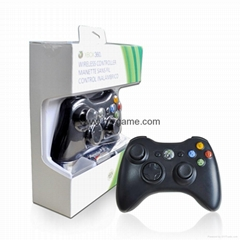 XBOX360 Wireless Controller, XBOX360 WIRED led light Joystick,XBOX WIRED GAMEPAD