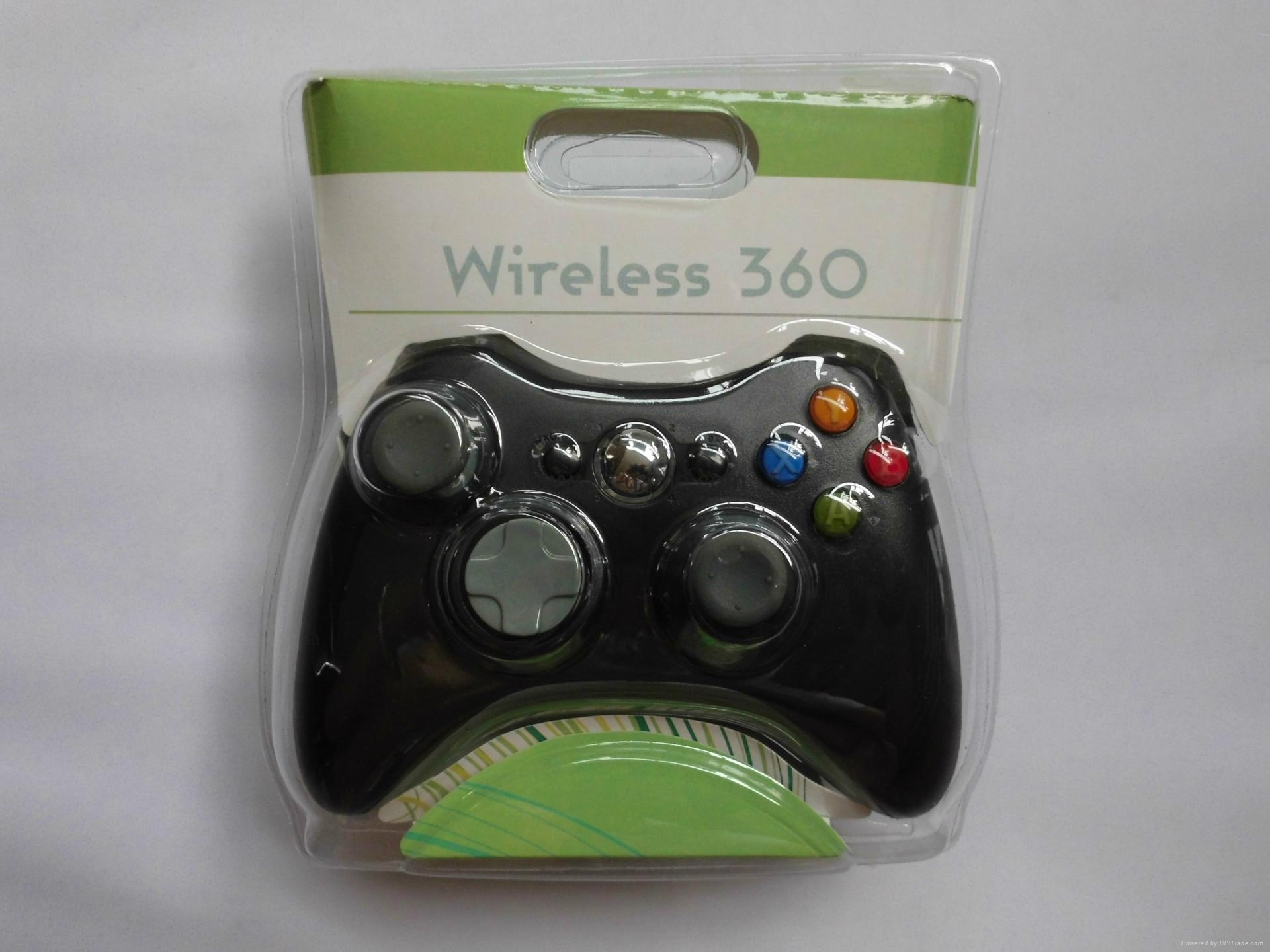 XBOX360 Wireless Controller, XBOX360 WIRED led light Joystick,XBOX WIRED GAMEPAD 6