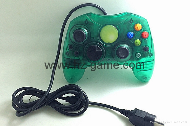 XBOX360 Wireless Controller, XBOX360 WIRED led light Joystick,XBOX WIRED GAMEPAD 18