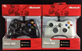 XBOX360 Wireless Controller, XBOX360 WIRED led light Joystick,XBOX WIRED GAMEPAD 4