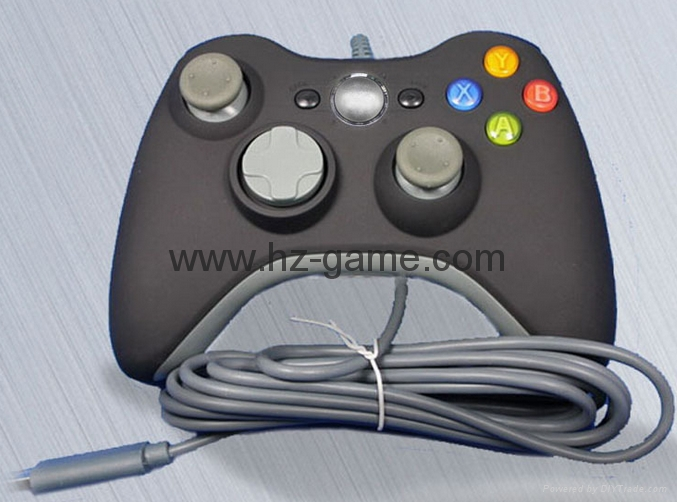 XBOX360 Wireless Controller, XBOX360 WIRED led light Joystick,XBOX WIRED GAMEPAD 20