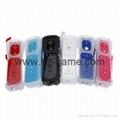 WiiU / Wii手柄 wii左右手柄 wii右手柄内置加速器 2合1左右手柄 14
