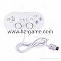 Wii U Pro 2in1 Wireless Controller Joypad,Wii u Remote and Nunchuk Controller  16