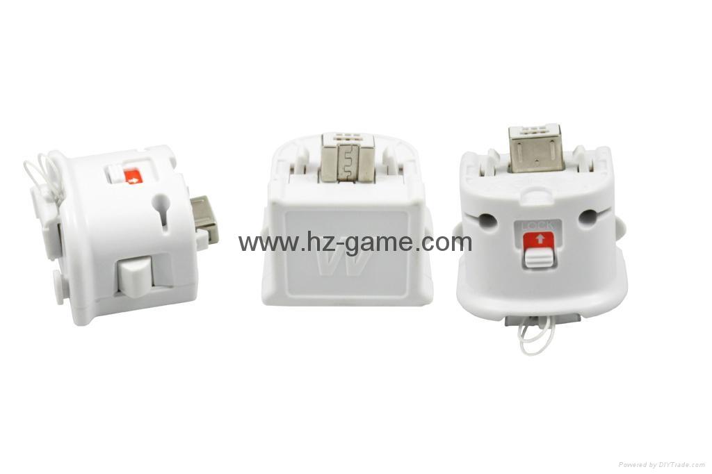 WiiU / Wii手柄 wii左右手柄 wii右手柄内置加速器 2合1左右手柄 19