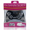 Wii U Pro 2in1 Wireless Controller Joypad,Wii u Remote and Nunchuk Controller  4