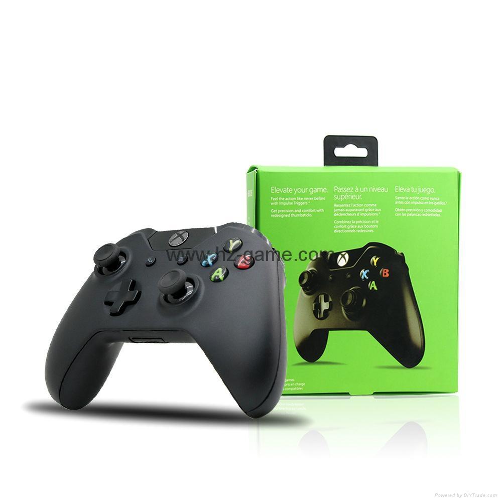 XBOX ONE遊戲手柄 xboxone原裝手柄 無線手柄 360原裝無線遊戲 18