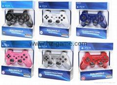 迷彩色PS3藍牙手柄 PS3無線六軸藍牙雙震手柄 無線手柄 遊戲手柄