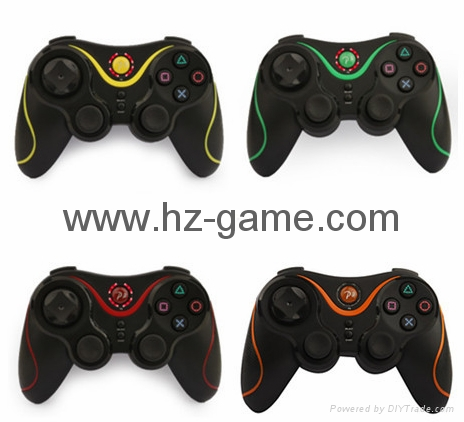 Wireless Bluetooth Game Controller SIXAXIS Joystick Gamepad ,PS3 game CONTROLLER 5
