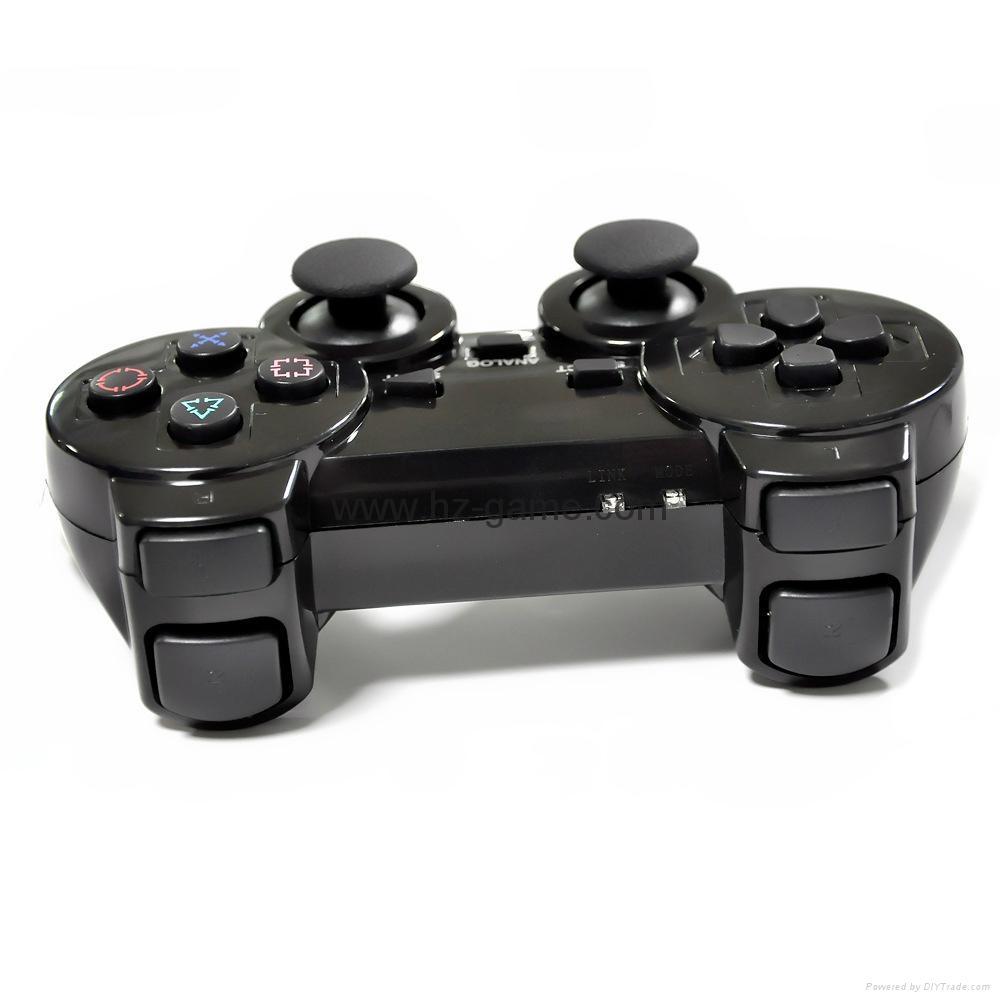迷彩色PS3藍牙手柄 PS3無線六軸藍牙雙震手柄 無線手柄 遊戲手柄 17