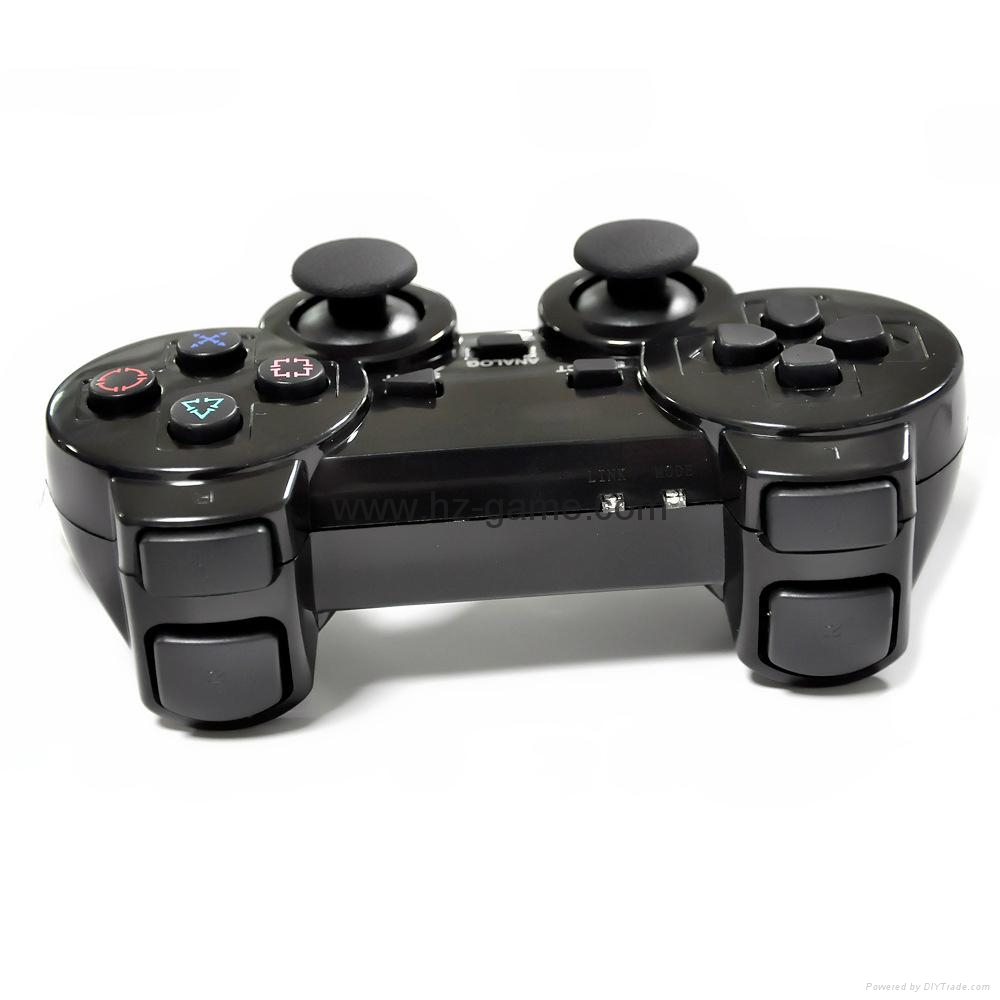 Wireless Bluetooth Game Controller SIXAXIS Joystick Gamepad ,PS3 game CONTROLLER 17