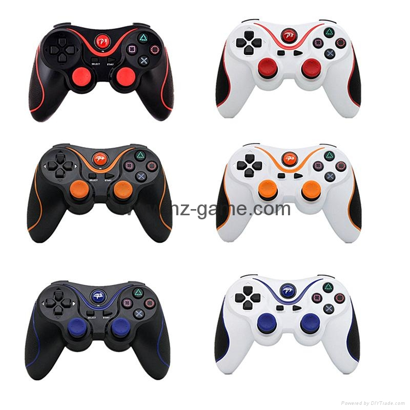 Wireless Bluetooth Game Controller SIXAXIS Joystick Gamepad ,PS3 game CONTROLLER 6
