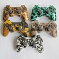 迷彩色PS3蓝牙手柄 PS3无线六轴蓝牙双震手柄 无线手柄 游戏手柄 2