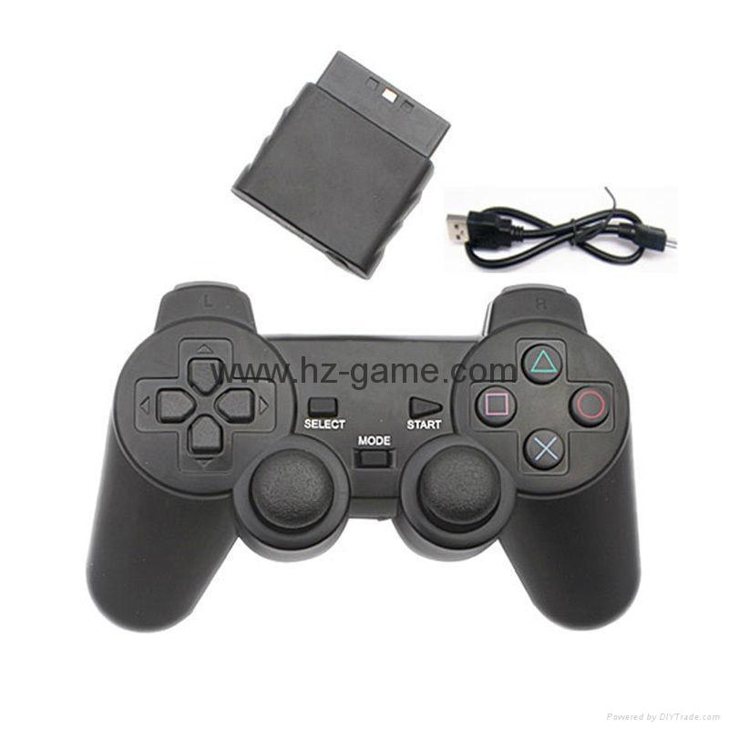 PS2有线震动手柄pc usb电脑 双马达震动 PS2单震动游戏手柄 10