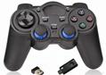 PS2有线震动手柄pc usb电脑 双马达震动 PS2单震动游戏手柄 15