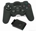 PS2有線震動手柄pc usb電腦 雙馬達震動 PS2單震動遊戲手柄 19