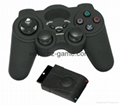 PS2有线震动手柄pc usb电脑 双马达震动 PS2单震动游戏手柄 19