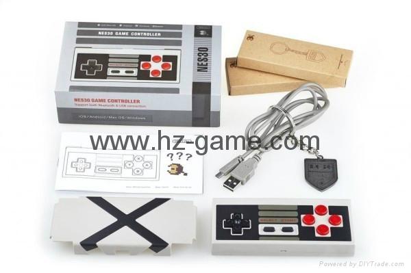 八位堂 零8Bitdo ZERO8BITDO ZERO,NES30,NES小手柄 藍牙無線遊戲手柄 零ZERO便攜小手柄 7