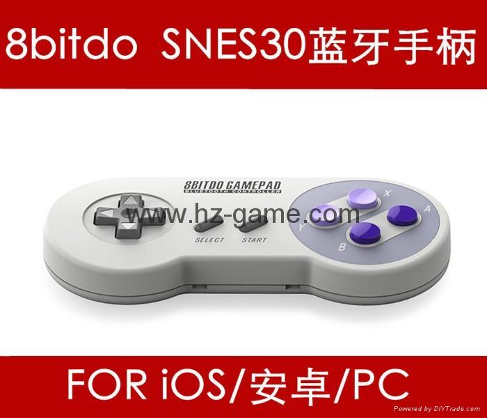 8Bitdo Zero Mini Wireless Bluetooth Game Controller Gamepad Joystick Selfie 11