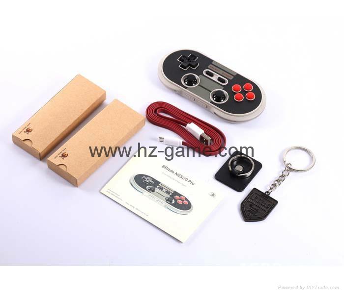 八位堂 零8Bitdo ZERO8BITDO ZERO,NES30,NES小手柄 藍牙無線遊戲手柄 零ZERO便攜小手柄 3