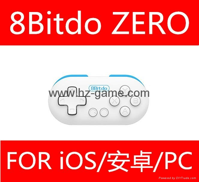 八位堂 零8Bitdo ZERO8BITDO ZERO,NES30,NES小手柄 藍牙無線遊戲手柄 零ZERO便攜小手柄 1