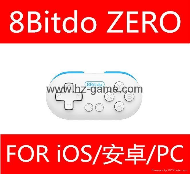 8Bitdo Zero Mini Wireless Bluetooth Game Controller Gamepad Joystick Selfie 1
