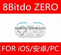 8Bitdo Zero Mini Wireless Bluetooth Game Controller Gamepad Joystick Selfie